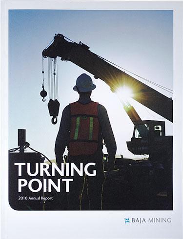 Baja Mining - Annual Report 2010