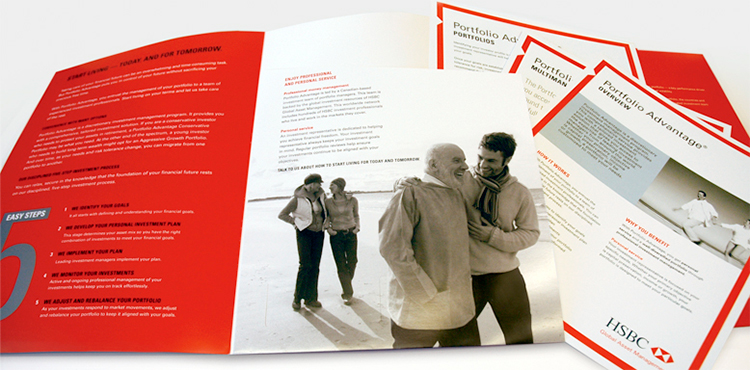 HSBC - folder