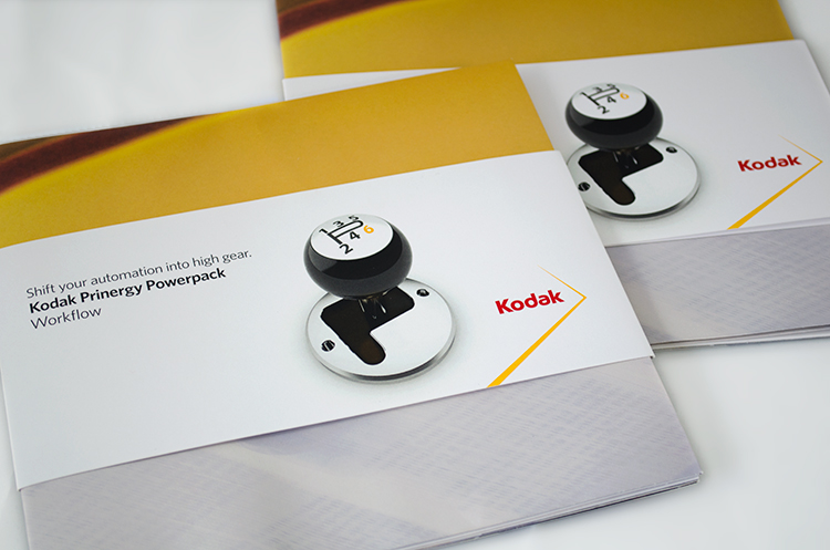 Kodak - direct mail (detail)