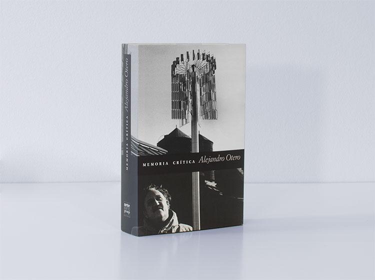 Memoria Critica, Alejandro Otero - cover